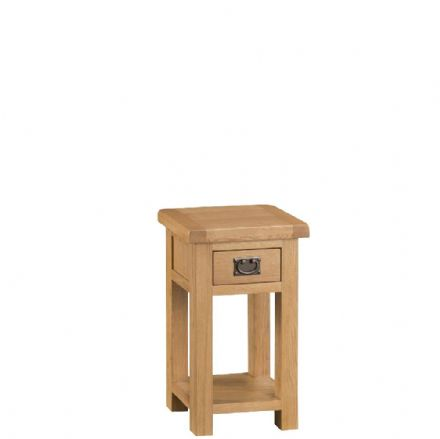 Oslo Oak Side Table